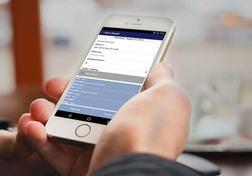 Salesforce Mobile app | Agileblaze