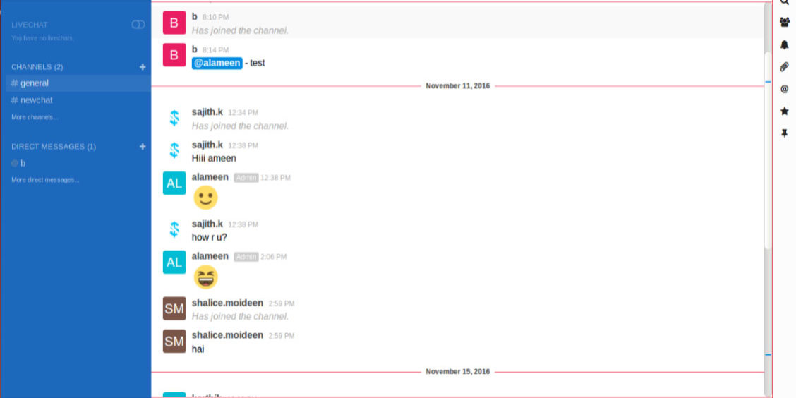 How To Integrate Rocket chat with the Social media website | Agileblaze